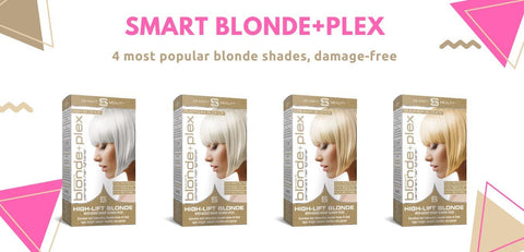 'The single most important development in hair colour'