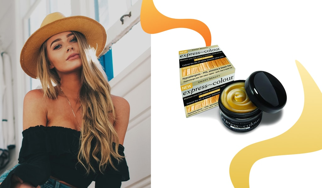 How to fix brassy blonde hair