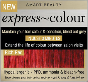 Rich Red Express~Colour Refresher & Conditioner - Smart Beauty Shop