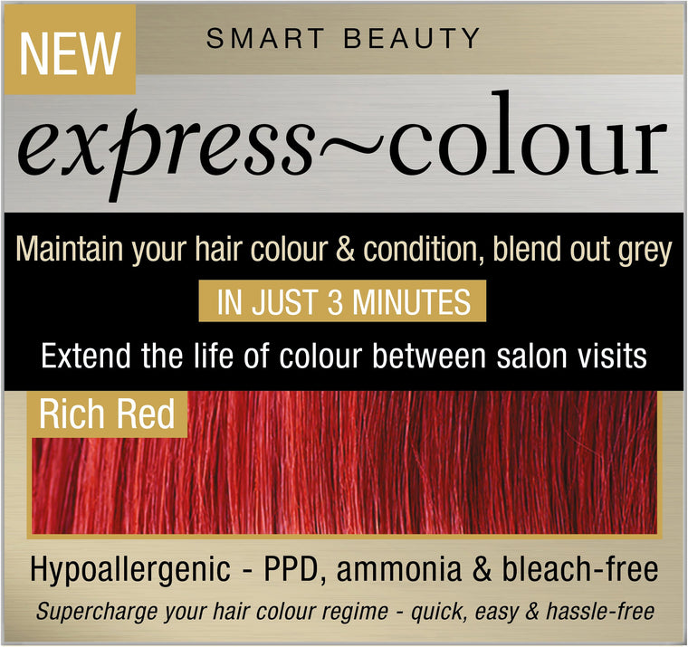 Rich Red Express~Colour Refresher & Conditioner
