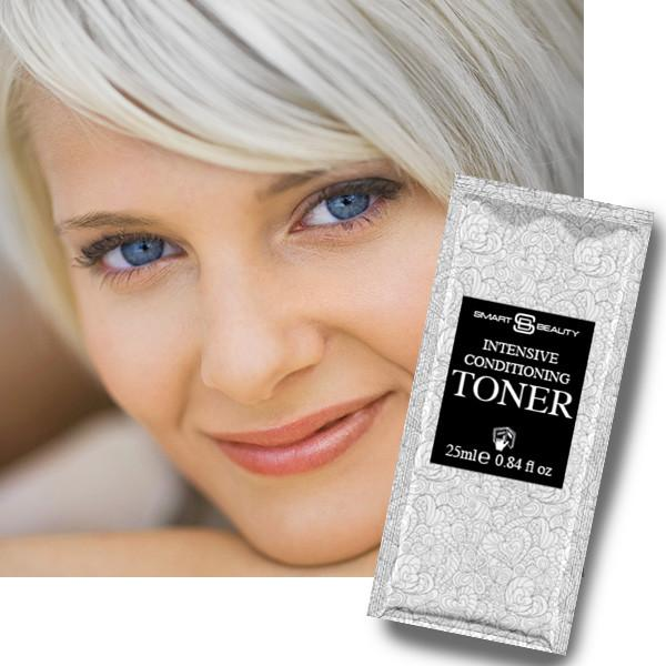 Smart Blonde Ash Toner Sachets
