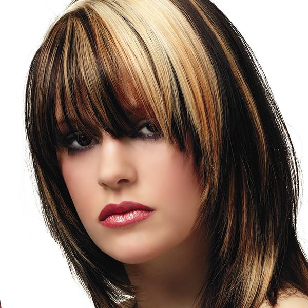 Cool Blonde Hair Highlights