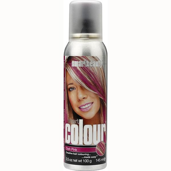 Dark Pink | Smart Colour Temporary Coloured Hair Spray