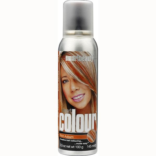 Rich Auburn | Smart Colour Temporary Coloured Hair Spray