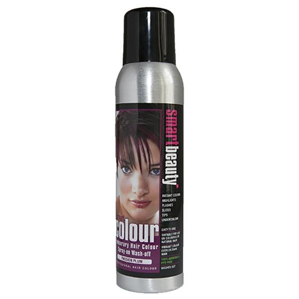 Passion Plum Smart Colour Temporary Coloured Hair Spray