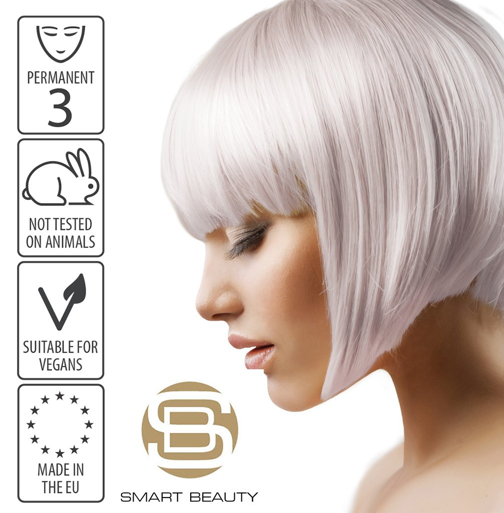 <strong><h2>Silver & Grey Hair Dye</h2></strong>Rock the grey hair trend with our silver graphite grey, metallic pastel silver and silver moon grey hair dyes.