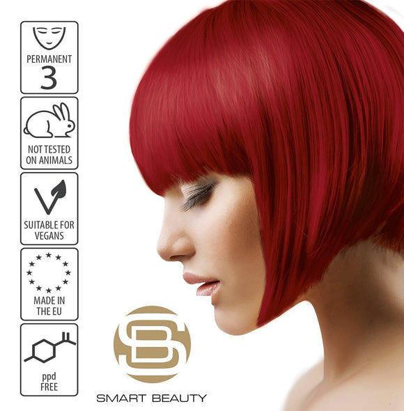 Highlights Red Hair Dye | For Use On Dark Hair