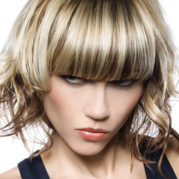 Highlights For Hair Blonde Or Coloured For Brown Or Blonde Hair