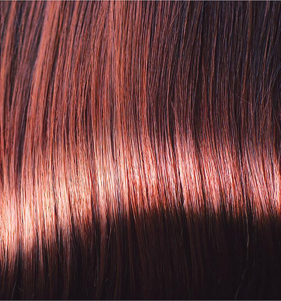 Chestnut Hair Dye With Conditioner