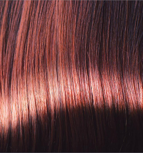Chestnut Hair Dye With Conditioner Colour Swatch