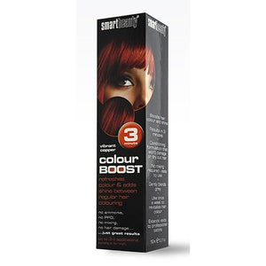 Hair Colour Refresher For Copper Shades Packaging