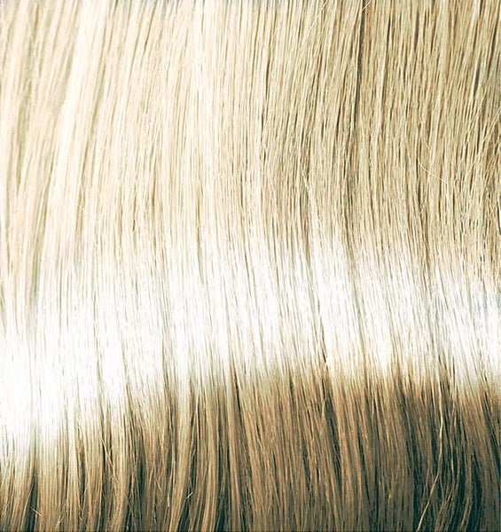 Platinum Blonde Hair Dye With Conditioner Colour Swatch