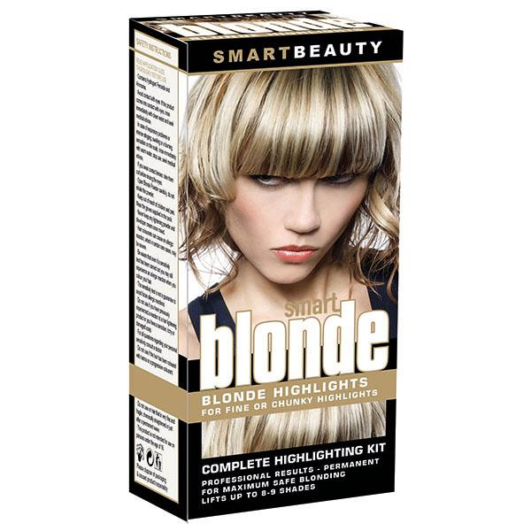 Blonde Hair Highlights Kit With Highlighting Cap For Fine Or Chunky