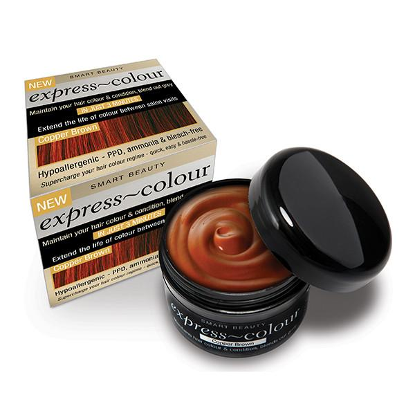 Copper Brown Hair Dye With Conditioner
