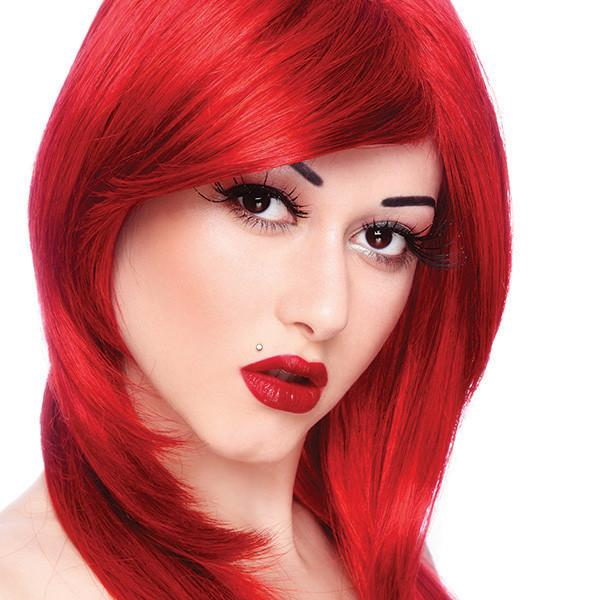Hair Colour Refresher For Red Shades