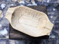 Adahow Wooden Bowls