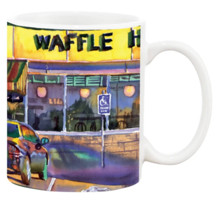 Wyatt Waters Coffee Mug