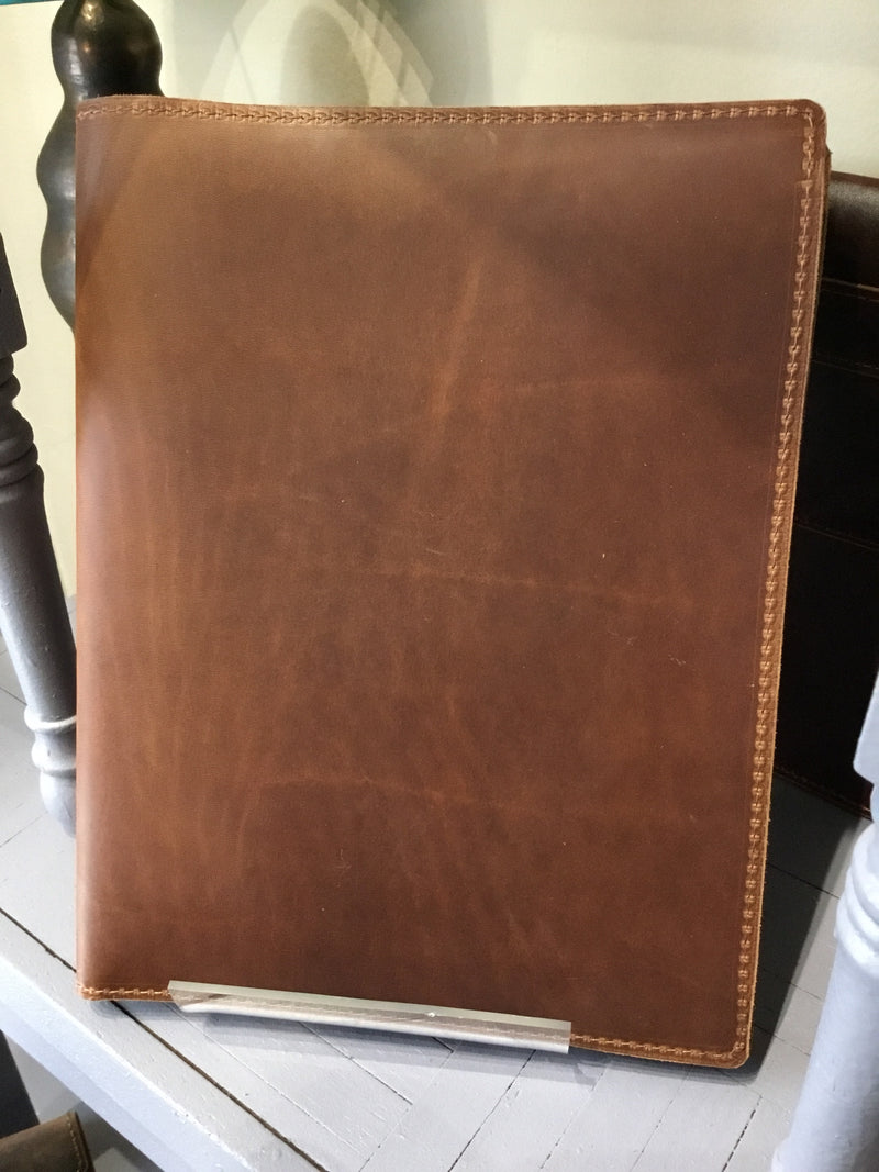 Longleaf Leather Large Portfolio