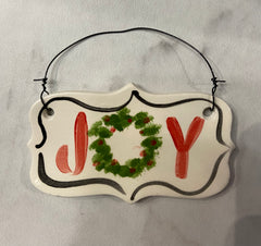 Libby Ford Christmas Ornament