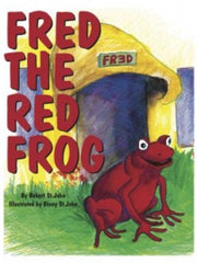 Fred the Red Frog