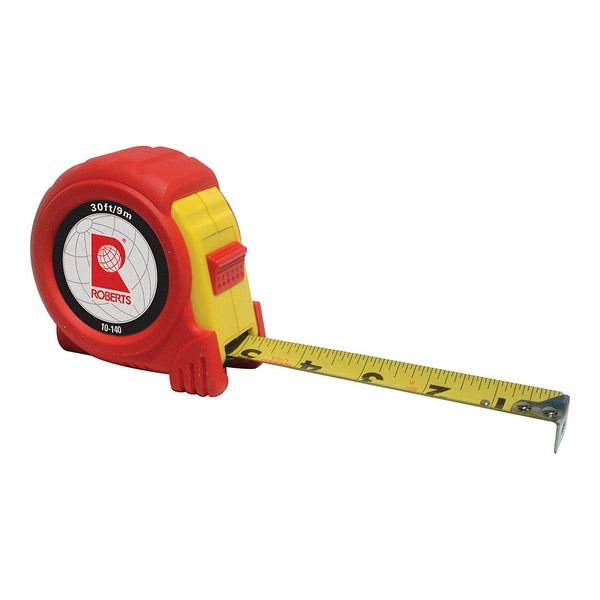 Roberts 30' Tape Measure