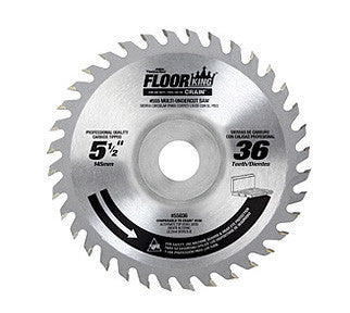 Floor King Carbide Tipped Jamb Saw Blade for Crain 555, 545, & 575 Saws