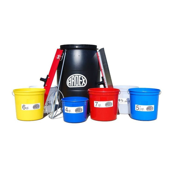 Ardex Mixing Drum Tool Kit