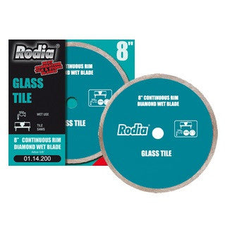 Diamond Wet Blade - Glass CR - Rodia
