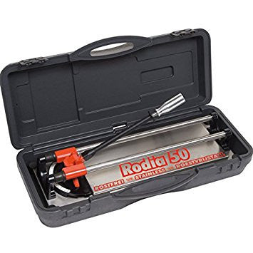 "20"" Professional Manual Tile Cutter - Rodia"