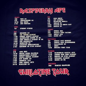 Guillotine Seminar Tour T-Shirt