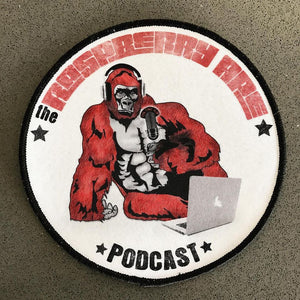 The Raspberry Ape Podcast Patch