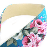 Printed Flowers Camera Shoulder Neck Strap