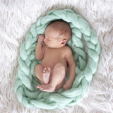 Newborn Photography Props Wool Rope 400cm