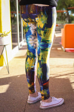 Load image into Gallery viewer, City Scape - Yoga Leggings
