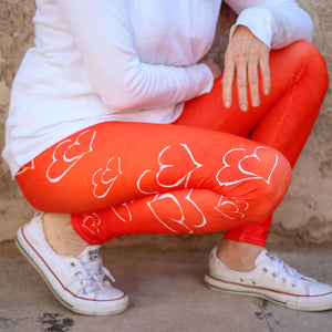 Heartbreaker - Yoga Leggings