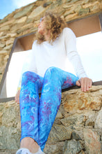 Load image into Gallery viewer, Love and Joy - Yoga Leggings