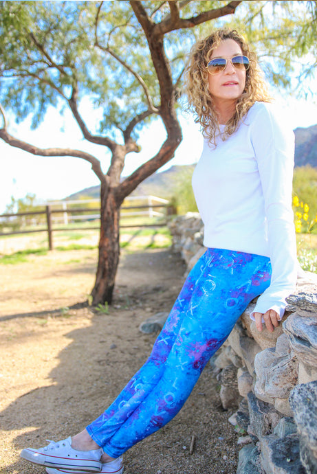 Love and Joy - Yoga Leggings