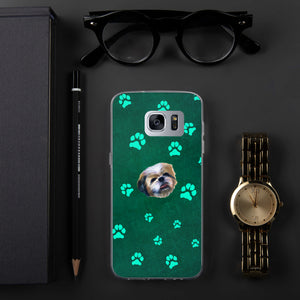 Pawsitive Change Shih Tzu Dog - Samsung Case