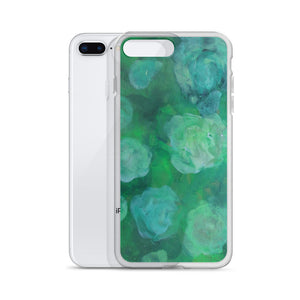 For the Love of Green - iPhone Case