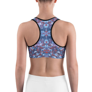 Blueberries - Sports bra
