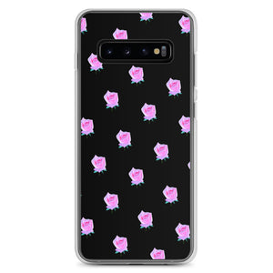 Pink Happiness Rose - Samsung Case