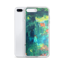 Load image into Gallery viewer, Abstract Koi Pond - iPhone Case