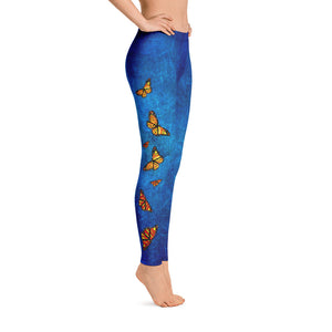 Butterflies from Heaven - Leggings