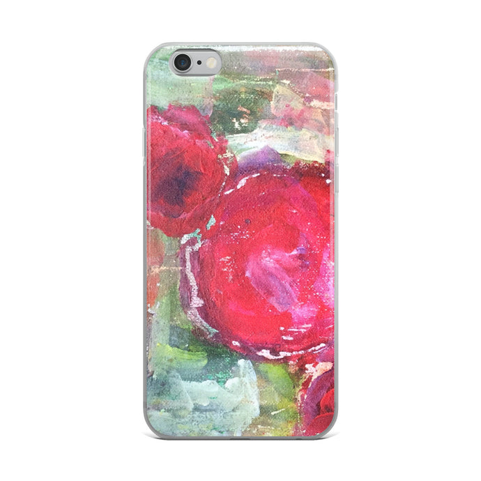Red Roses - iPhone Case
