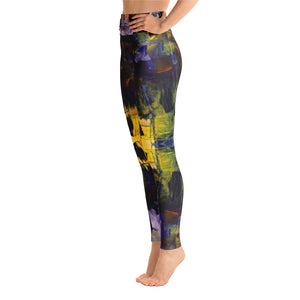 City Scape - Yoga Leggings