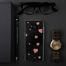 Load image into Gallery viewer, Confetti Hearts - Samsung Case