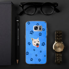 Load image into Gallery viewer, Pawsitive Change - Lily the Pitbull Samsung Case