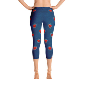 Cupid - Capri Leggings