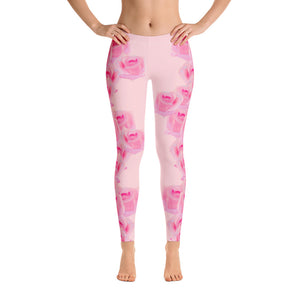 A Rose is a Rose - Leggings