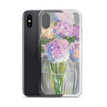 Load image into Gallery viewer, Hydrangeas - iPhone Case